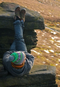 Chilling, National Peak District.