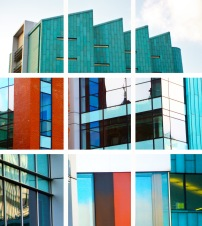 University of Sheffield Buildings, England.
