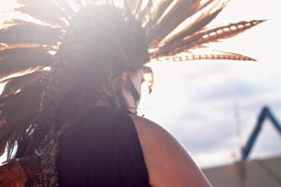 Feather warrior